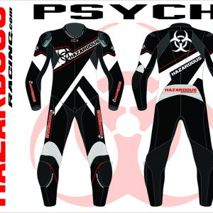 Podium Custom Race Suit Psych Design