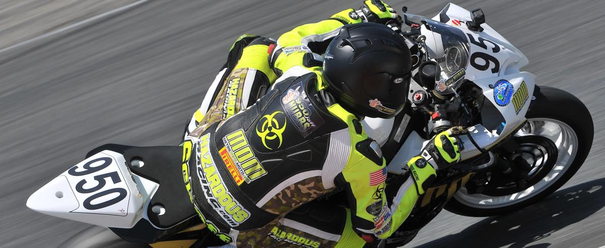 Hubbs Sponsored Rider